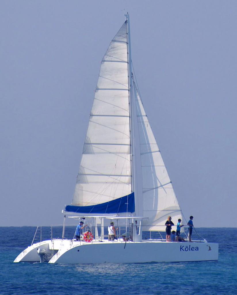 KH36 Sailing Catamaran Kolea