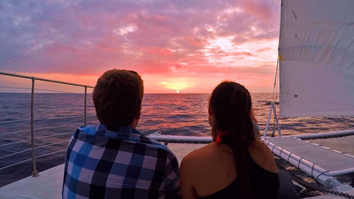 Private charter Sunset Cruise Kailua-Kona Big Island