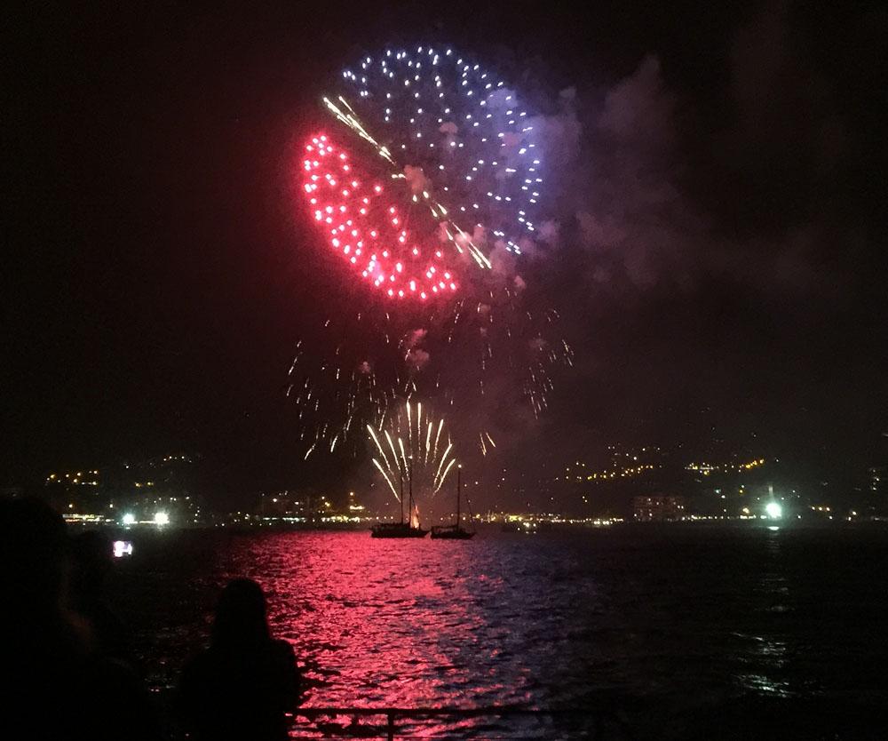 Kona Fourth of July Fireworks Cruise