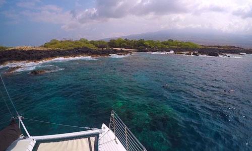 Kona snorkeling tours