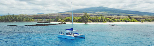 Private Catamaran Tour